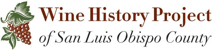Wine History Project of San Luis Obispo County